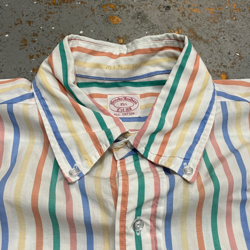 ◇  Brooks Brothers Shirts & Army Tee  ◇_c0059778_04131814.jpg