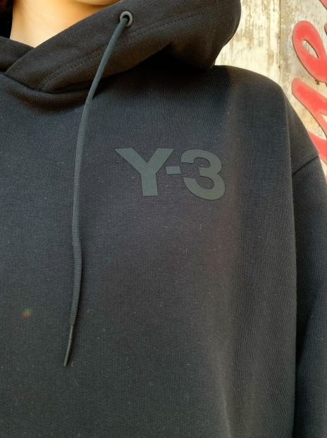 「Y-3 ワイスリー」新作ロゴパーカーとニットCAP入荷です。_c0204280_14301307.jpg