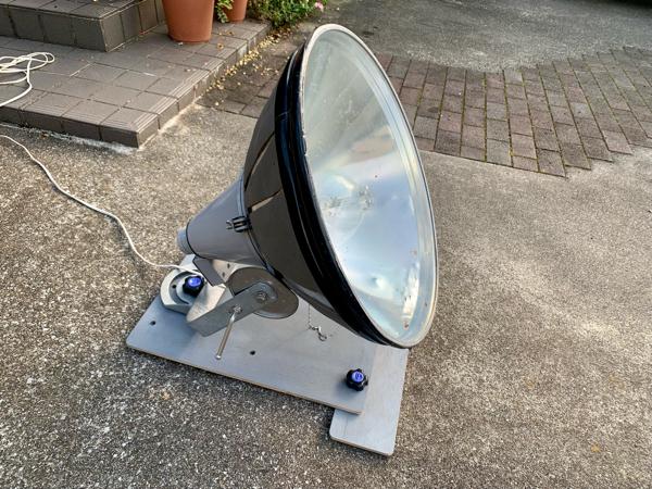 オオクワ灯火採集のために灯火セット台改良_c0346119_10375683.jpg