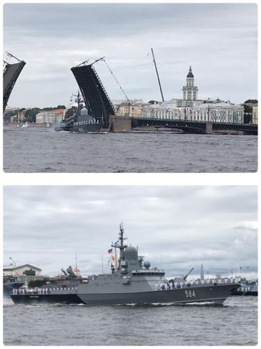 「海軍の日」~JICサンクトペテルブルグ便り~【SPB】_f0072621_06175395.jpg