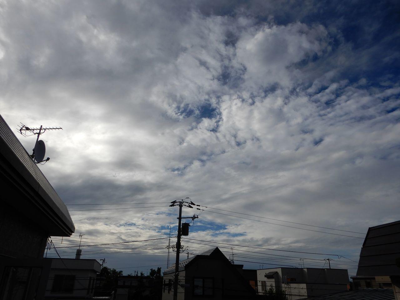 太陽が見えなくても十分に暑い_c0025115_21515794.jpg