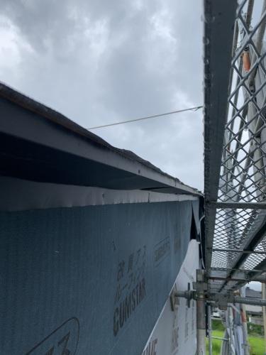 甲斐市 ダークグレーの屋根 其のニ_b0242734_00424126.jpeg