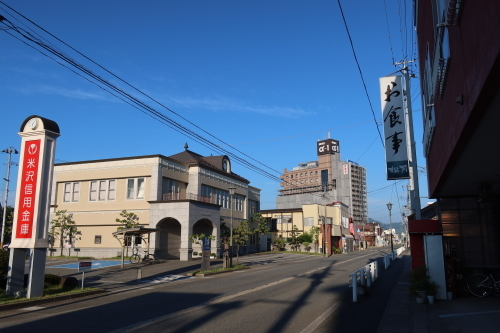 朝の散歩 2021.8.2 快晴_c0075701_06434140.jpg