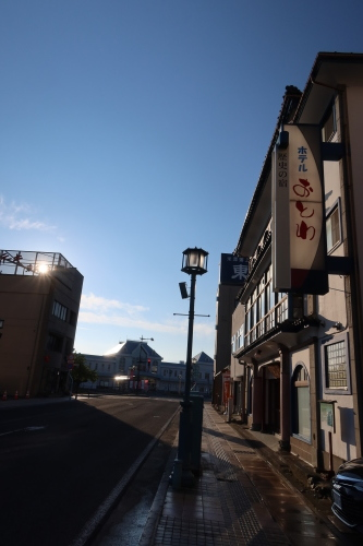 朝の散歩 2021.8.2 快晴_c0075701_06435624.jpg