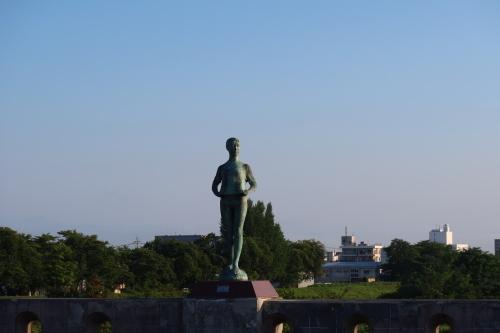 朝の散歩 2021.8.2 快晴_c0075701_06454960.jpg