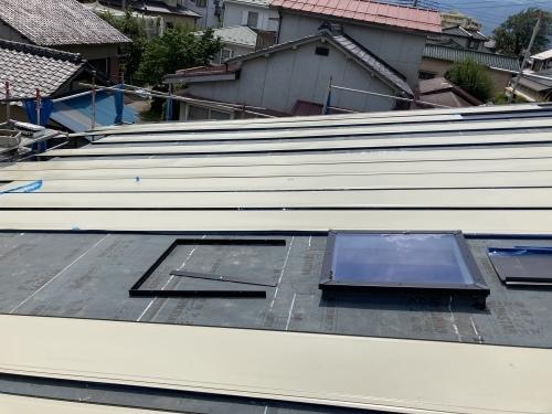 南アルプス市 ブラックの屋根 其の二_b0242734_21414237.jpeg