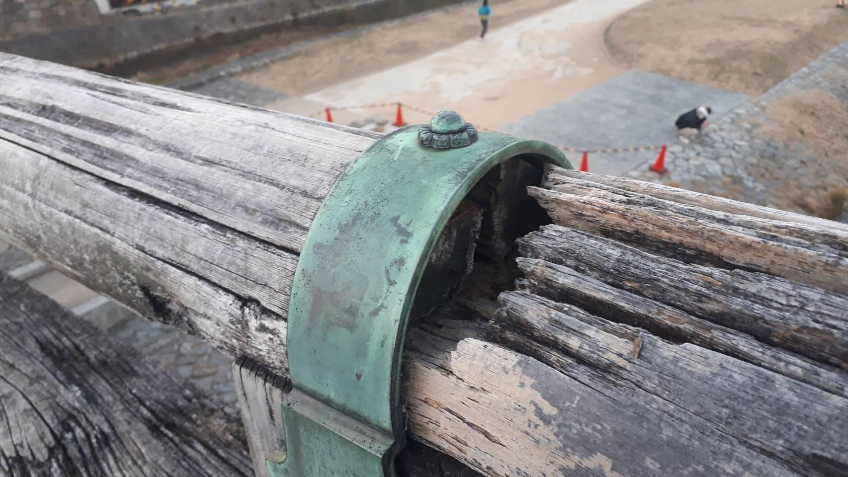 「三条大橋の補修・修景」に皆様からの御支援を。(京都市)_d0106134_09453035.jpg