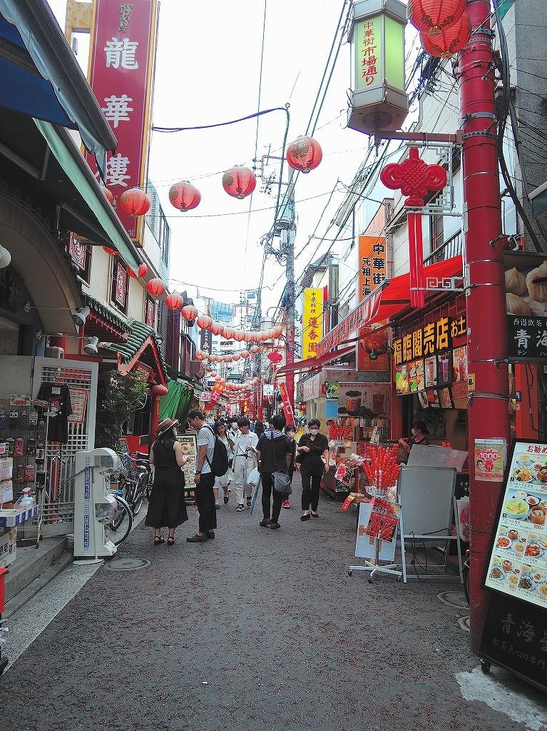 ある風景:China Town, Yokohama@Early Summer #5_d0402143_23250156.jpg