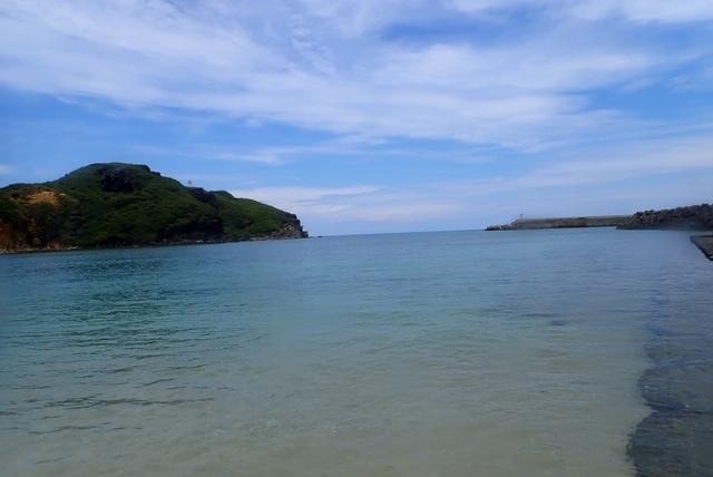 8月3日 ナーマ浜とネコ吉_b0158746_10525346.jpg
