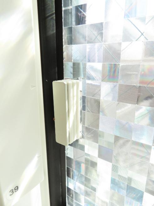 『サンゲツ』の『ガラスフィルム/クレアス』を施工しました by interior styling of bright_c0157866_14030366.jpg