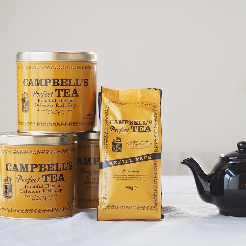 Campbell\'s Perfect Tea 入荷_b0206672_21381373.jpeg
