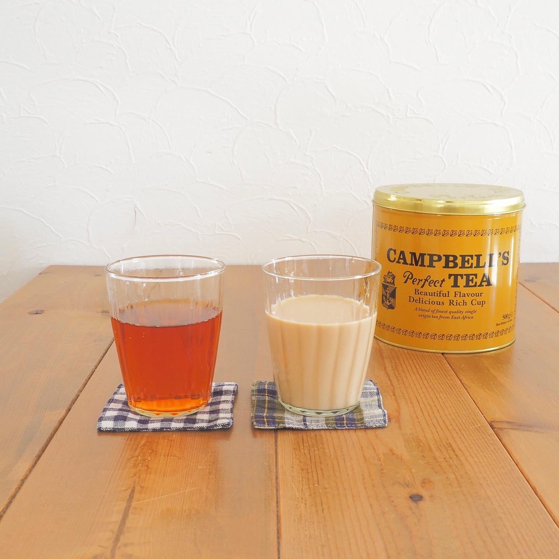 Campbell\'s Perfect Tea 入荷_b0206672_21382432.jpeg