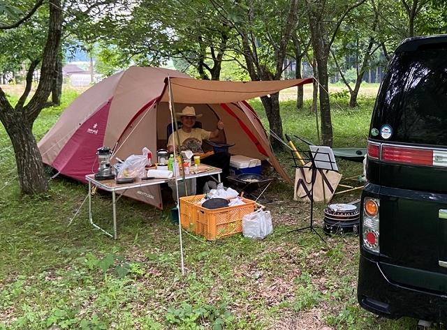 オートキャンプ場始めました。_a0114743_15030650.jpg