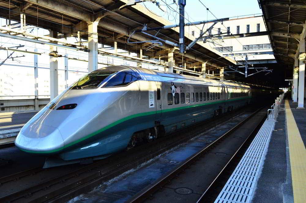 新幹線E3系電車「つばさ」_c0356757_22430894.jpg