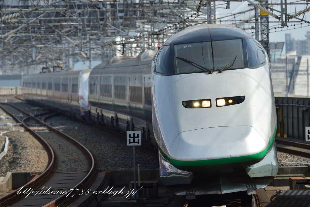 新幹線E3系電車「つばさ」_c0356757_22432214.jpg