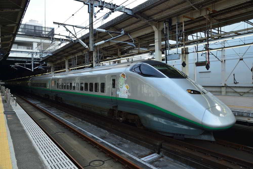 新幹線E3系電車「つばさ」_c0356757_22433239.jpg