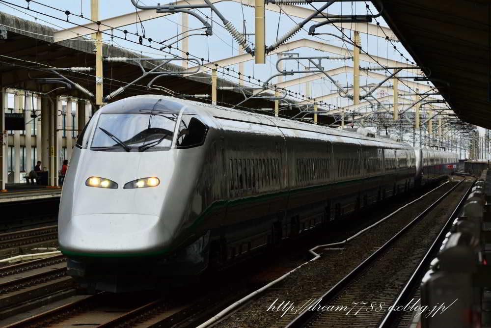新幹線E3系電車「つばさ」_c0356757_22451860.jpg