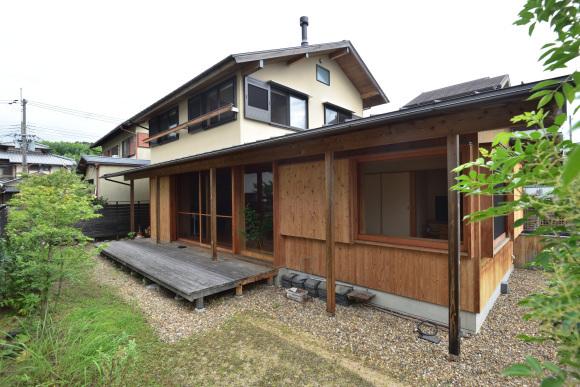 住まい手さん宅訪問―桃山の家_e0164563_13483812.jpg