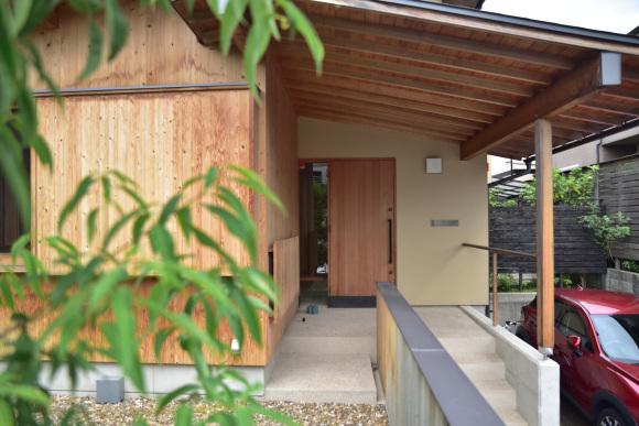 住まい手さん宅訪問―桃山の家_e0164563_13490929.jpg
