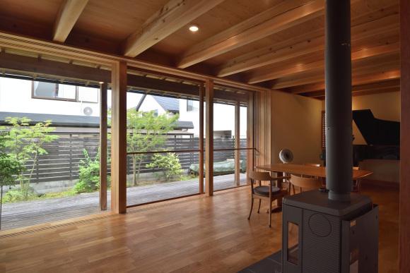 住まい手さん宅訪問―桃山の家_e0164563_13502996.jpg