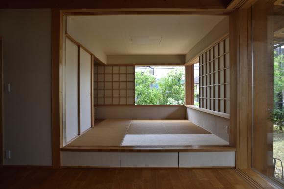 住まい手さん宅訪問―桃山の家_e0164563_13504443.jpg