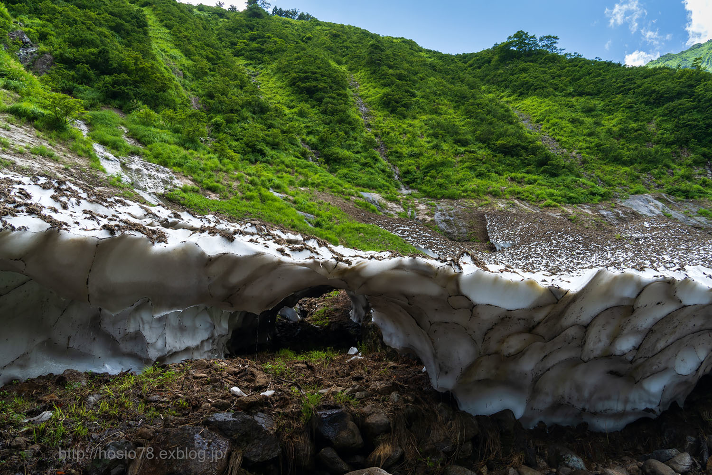 万年雪への道のり_e0214470_10480634.jpg