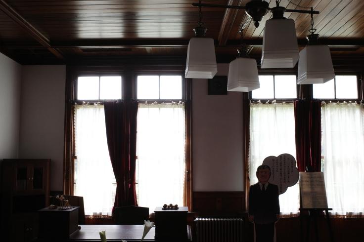 ブロンプトンと夏の長野県へ その4 ~ あがたの森文化会館  松本民芸館_a0287336_17492686.jpg