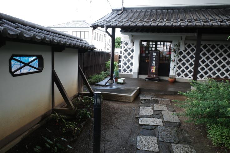 ブロンプトンと夏の長野県へ その4 ~ あがたの森文化会館  松本民芸館_a0287336_18094557.jpg