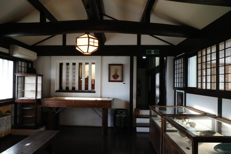 ブロンプトンと夏の長野県へ その4 ~ あがたの森文化会館  松本民芸館_a0287336_18185954.jpg