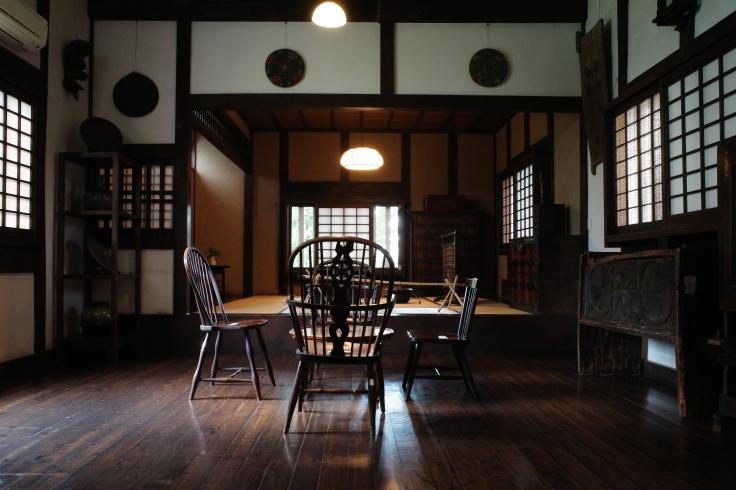 ブロンプトンと夏の長野県へ その4 ~ あがたの森文化会館  松本民芸館_a0287336_18245642.jpg