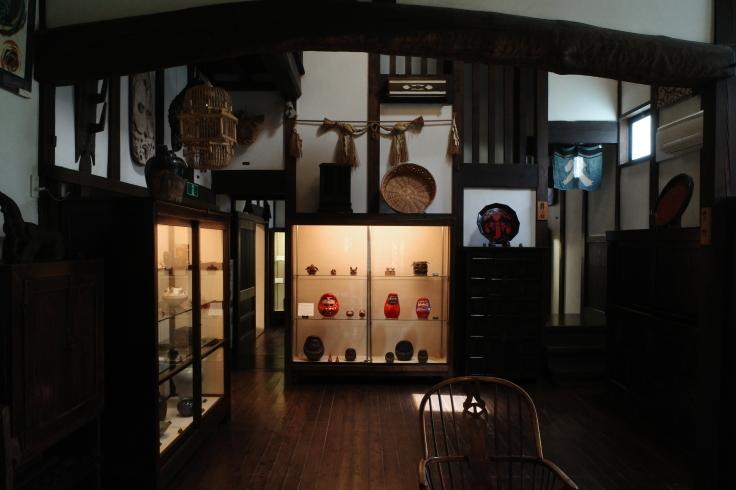 ブロンプトンと夏の長野県へ その4 ~ あがたの森文化会館  松本民芸館_a0287336_18263001.jpg