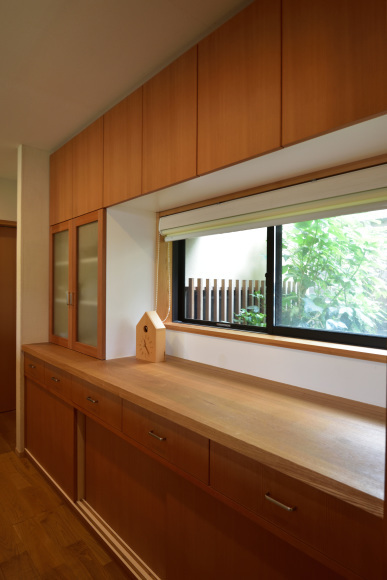 住まい手さん宅訪問―桃山の家_e0164563_09274955.jpg