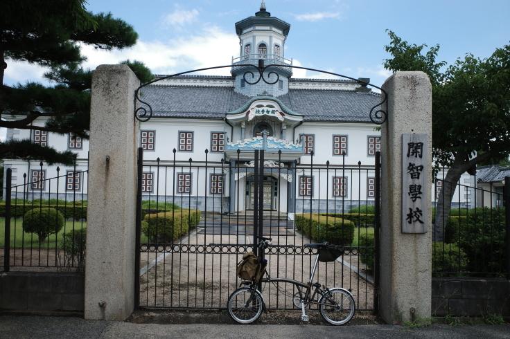 ブロンプトンと夏の長野県へ その5 ~ 松本城  自衛隊広報センター信濃_a0287336_19554816.jpg