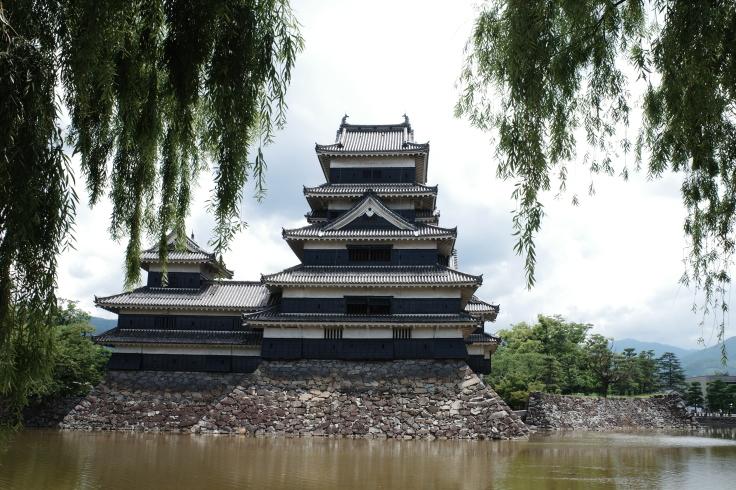 ブロンプトンと夏の長野県へ その5 ~ 松本城  自衛隊広報センター信濃_a0287336_20044099.jpg