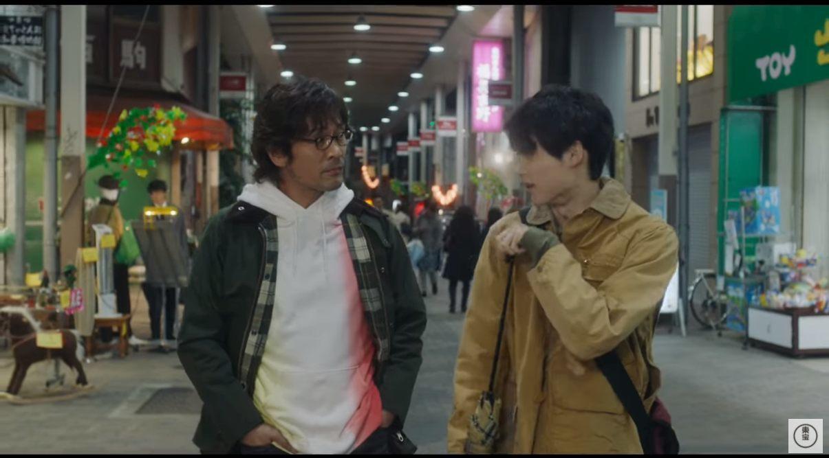 劇場版 きのう何食べた?  中央通りで撮影されました。_e0187286_10101368.jpg