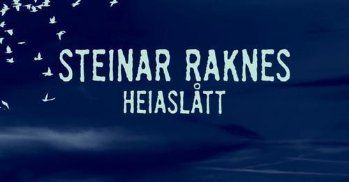 ノルウェーの Steinar Raknes (スタイナー・ラクネス)、新曲_e0081206_13592684.jpg