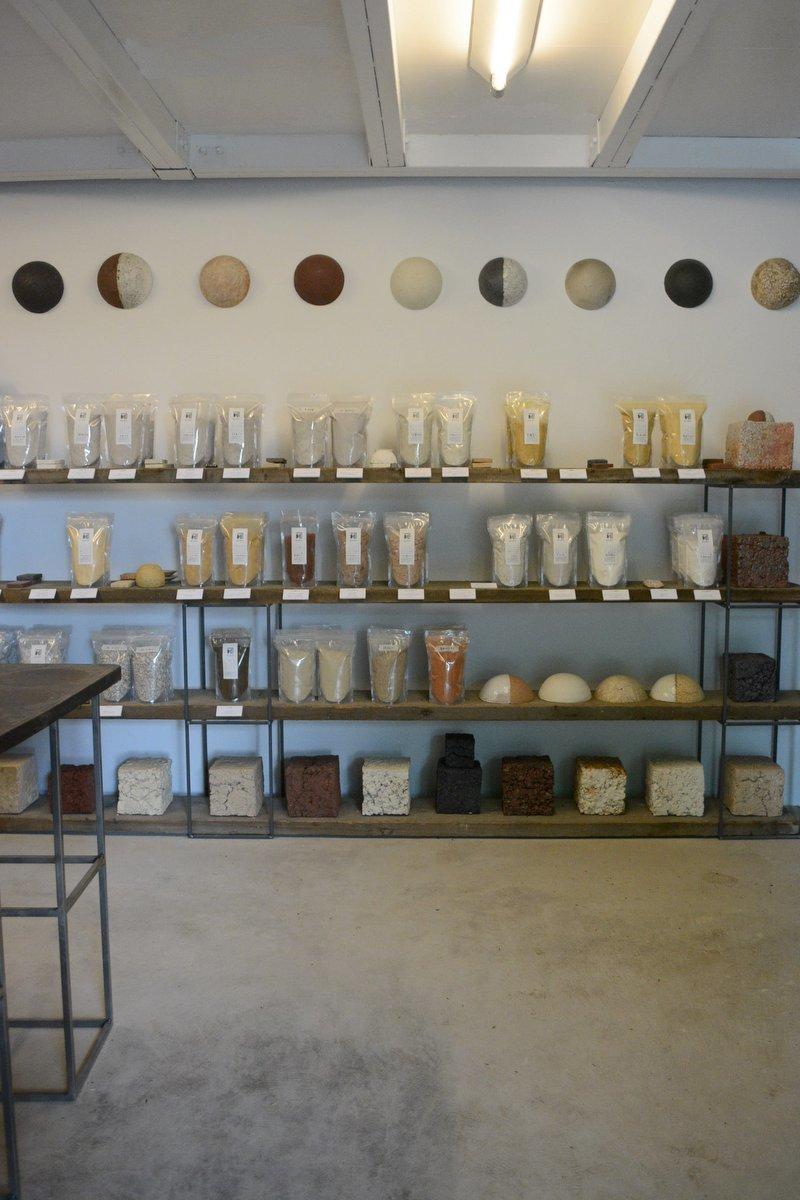 「カネ利陶料展 陶土製造業の誇り」 8日目_d0087761_11501817.jpg