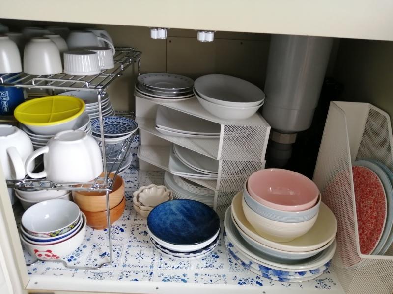 [キッチン]食器棚を処分して分かった事_b0270703_18262751.jpg