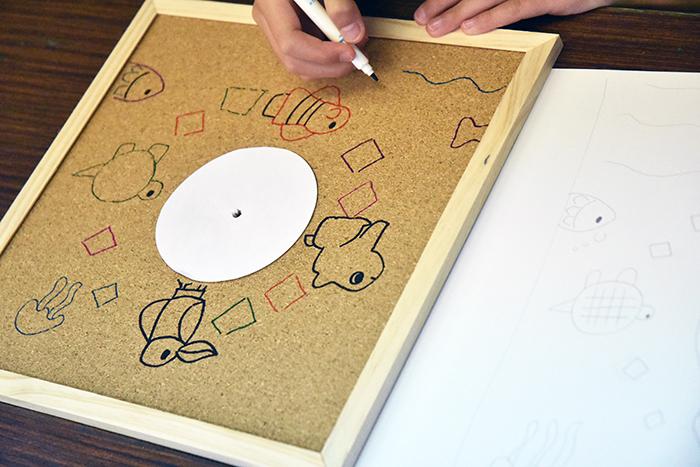 夏の体験講座2021「モザイクアートの掛け時計を作ろう!」ご紹介_b0212226_10573767.jpg