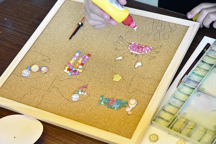 夏の体験講座2021「モザイクアートの掛け時計を作ろう!」ご紹介_b0212226_11050155.jpg