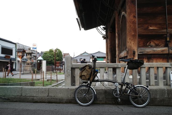 ブロンプトンと夏の長野県へ その8 ~ 善光寺_a0287336_19302238.jpg