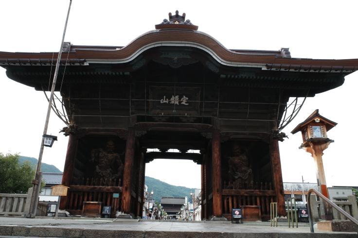 ブロンプトンと夏の長野県へ その8 ~ 善光寺_a0287336_20074330.jpg
