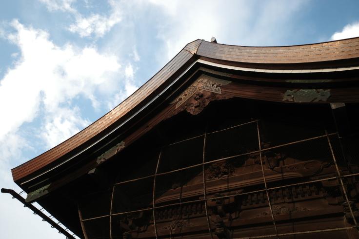ブロンプトンと夏の長野県へ その8 ~ 善光寺_a0287336_20102268.jpg