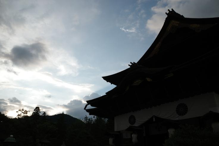 ブロンプトンと夏の長野県へ その8 ~ 善光寺_a0287336_20171432.jpg