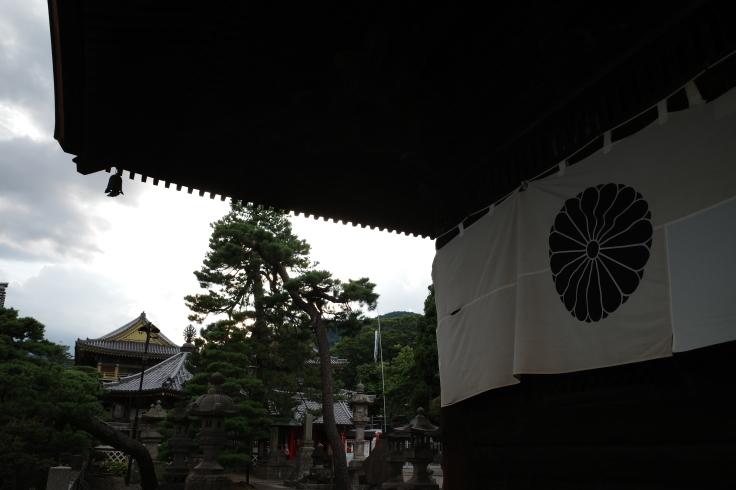 ブロンプトンと夏の長野県へ その8 ~ 善光寺_a0287336_20205916.jpg
