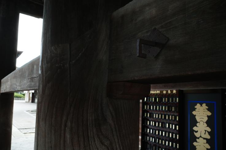 ブロンプトンと夏の長野県へ その8 ~ 善光寺_a0287336_20211490.jpg