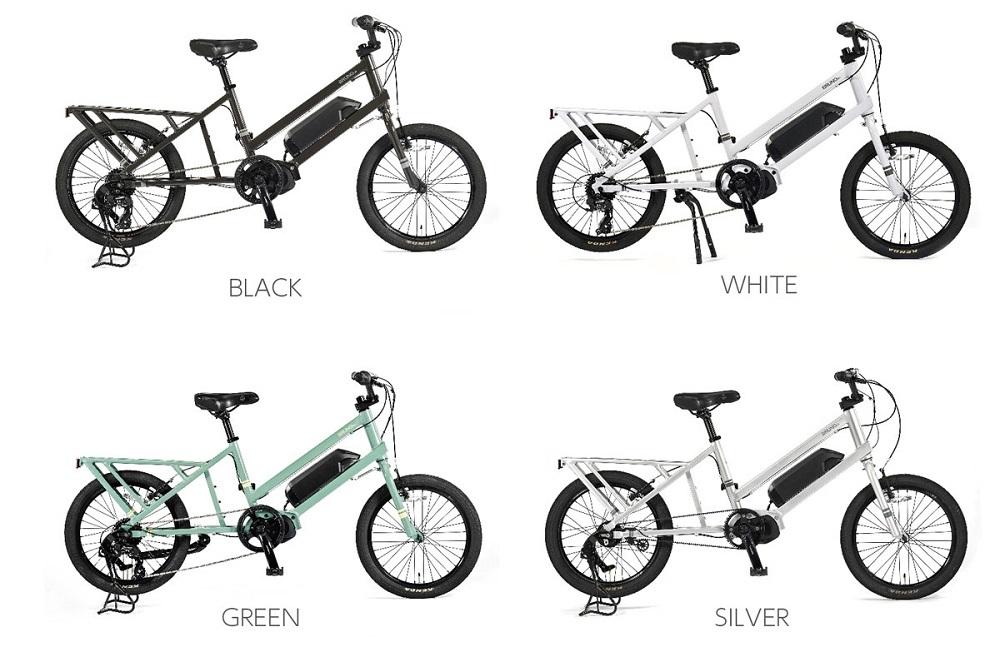 BRUNO Eバイク 「e-tool」初お披露目!!_e0188759_16572298.jpg