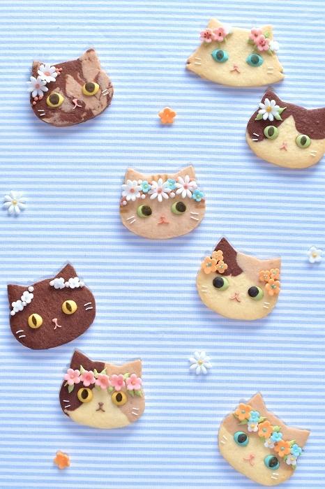 猫クッキー@世界猫の日2021_d0025294_13210833.jpg