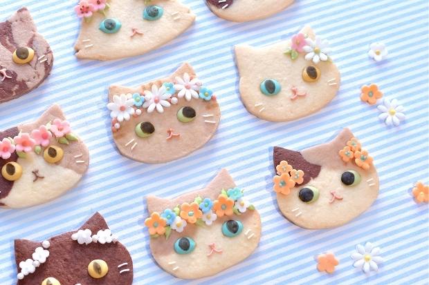 猫クッキー@世界猫の日2021_d0025294_13220725.jpg