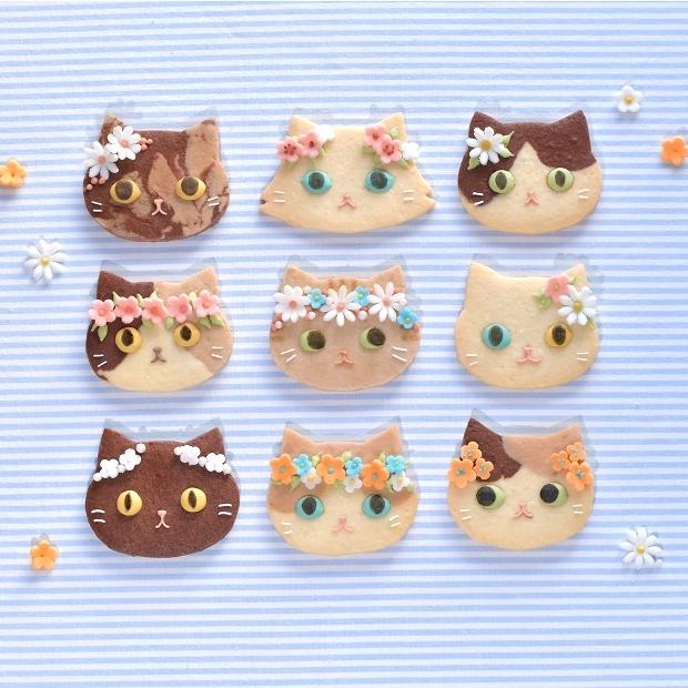 猫クッキー@世界猫の日2021_d0025294_13222598.jpg